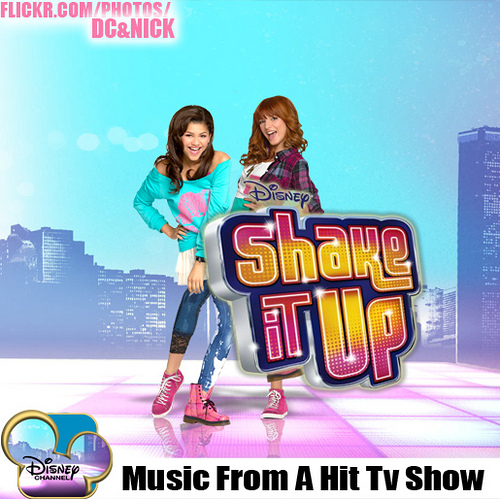 Shake it Up photoshoot