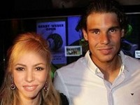 Shakira and Nadal sexy montage 2012..