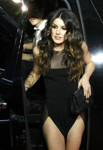 Shenae @ the MuchMusic Video Awards - shenae-grimes Photo