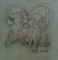 Simba and Nala - lionkingt photo