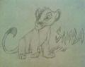 Simba!! cub - lionkingt fan art