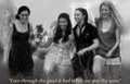 Sisterhood!  - sisterhood-of-the-traveling-pants fan art