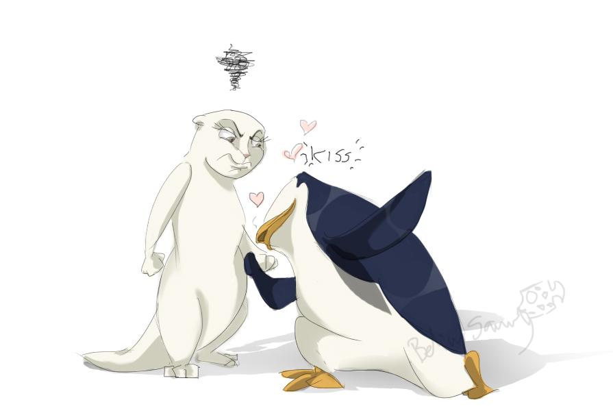 yiff avian :: furotica :: furry (фурри) :: ева :: Пингвины из Мадагаскара :: Сова :: фэндомы