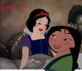 Snow White & Mulan
