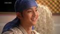 Song Joong Ki as Gu Yong Ha in Sungkyunkwan Scandal