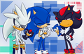 Sonic puppets!