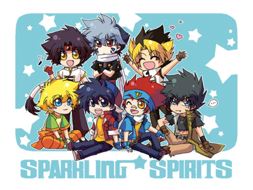 Sparkling Spirits