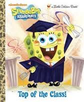 Spongebob Squarepants wallpaper probably containing anime entitled Spongebob have graduate