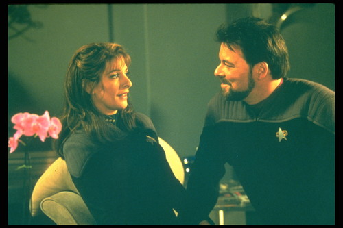 ngôi sao Trek - The tiếp theo Generation