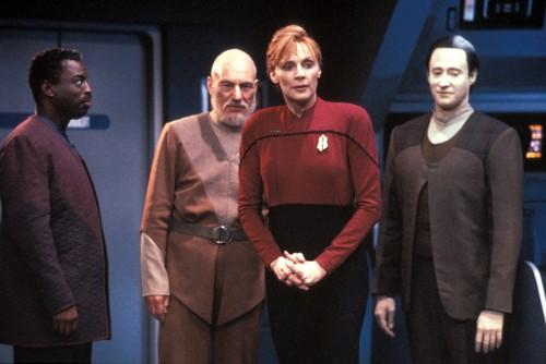 星, 星级 Trek-The 下一个 Generation
