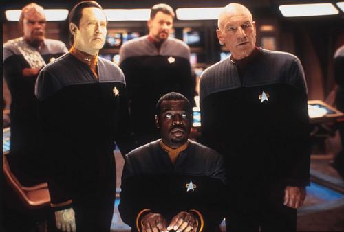 तारा, स्टार Trek-The अगला Generation