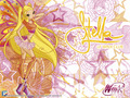 Stella Wallpaper - stella-of-winx-club wallpaper