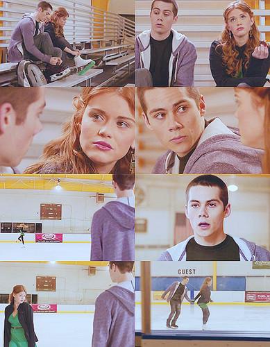 Stiles & Lydia 2x03