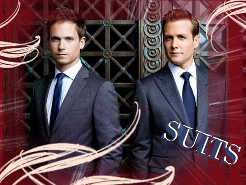 Suits wallpaper containing a business suit titled Suits