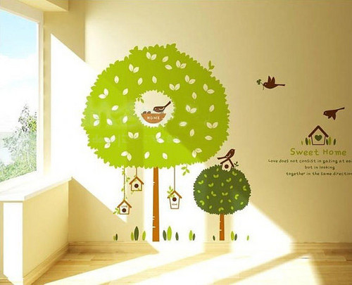 Sweet Home Wall Sticker