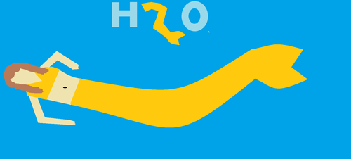 Swimming - h2o-just-add-water Fan Art