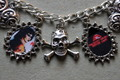 THE ROCKY HORROR PICTURE SHOW charm bracelet