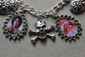 THE ROCKY HORROR PICTURE SHOW charm bracelet - the-rocky-horror-picture-show fan art