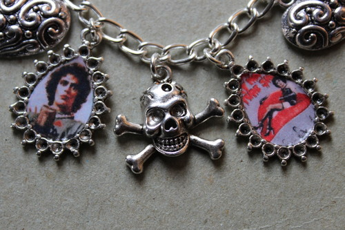 The Rocky Horror Picture Show wallpaper entitled THE ROCKY HORROR PICTURE SHOW charm bracelet