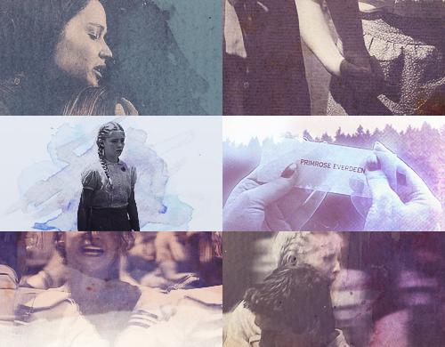 Katniss & Prim