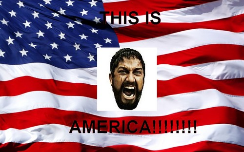 THIS IS AMERICA!!!!!!!!