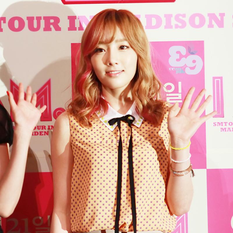 Taeyeon @ I AM Premiere Press Conference