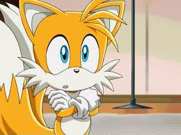 Tails the rubah, fox