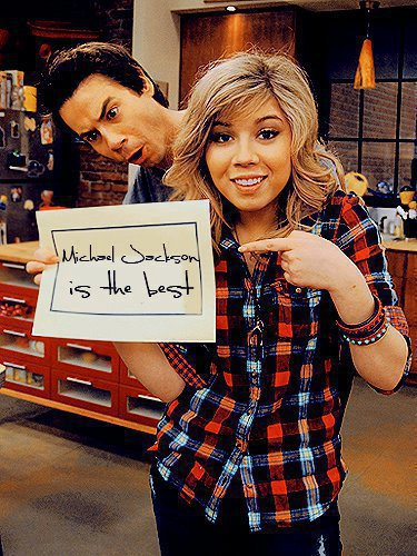 Icarly loves MJ ^^
