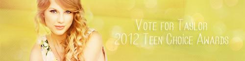 Taylor cepat, swift TCA Voting Banners