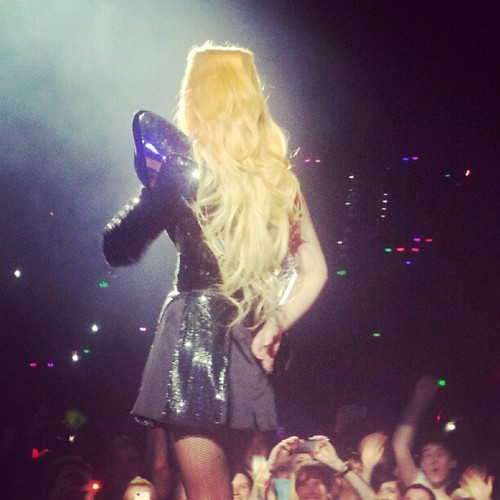 The Born This Way Ball Tour in Brisbane (June 13)