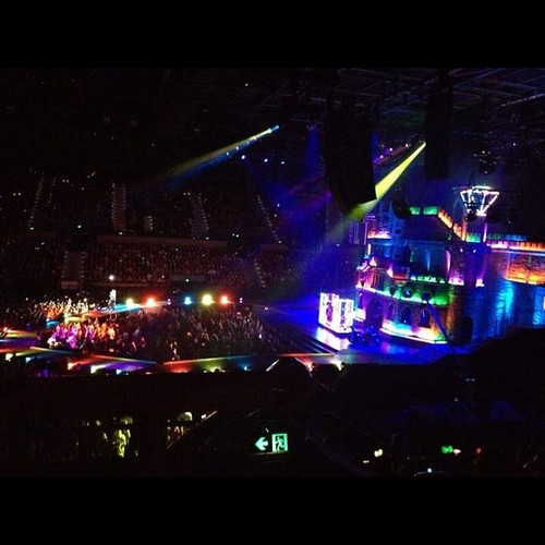 The Born This Way Ball Tour in Brisbane - lady-gaga Photo