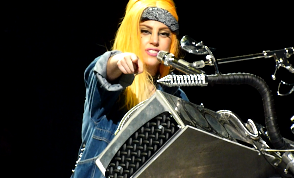The Born This Way Ball Tour in Brisbane - Lady Gaga Photo ... Lady Gaga Tour