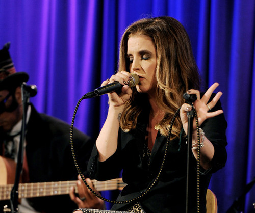 The GRAMMY Museum Presents The Drop: Lisa Marie Presley