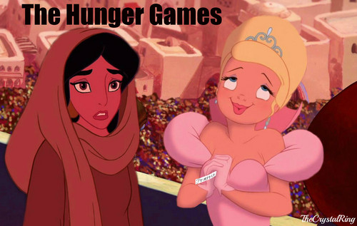 The Hunger Games Crossover