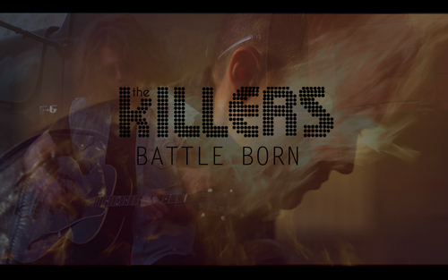 The Killers Battle Born - the-killers Wallpaper