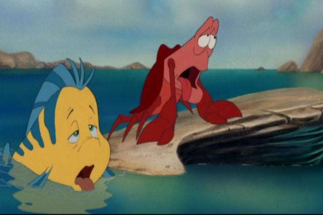 Crab From Little Mermaid
