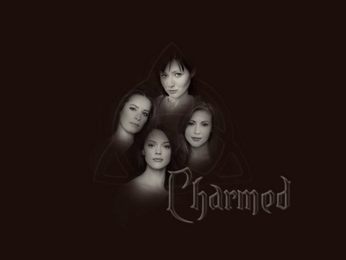 Charmed wallpaper entitled The Power of Four
