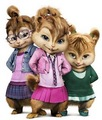 The Punk Chipettes - the-chipettes fan art