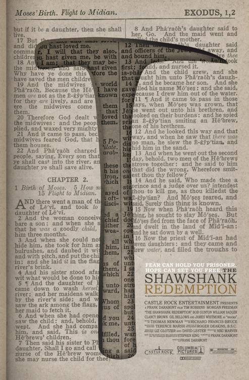 Shawshank redemption essay topics