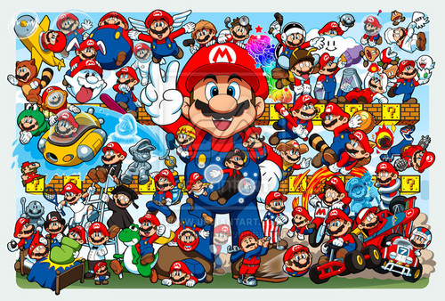 The True Mario