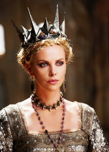 The beautiful queen Ravenna
