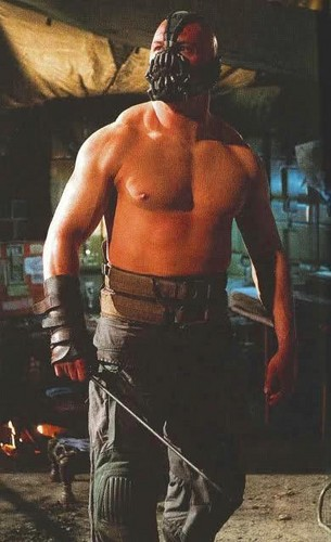 Tom Hardy The Dark Knight Rises Bane