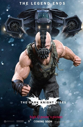 Tom Hardy The Dark Knight Rises Bane