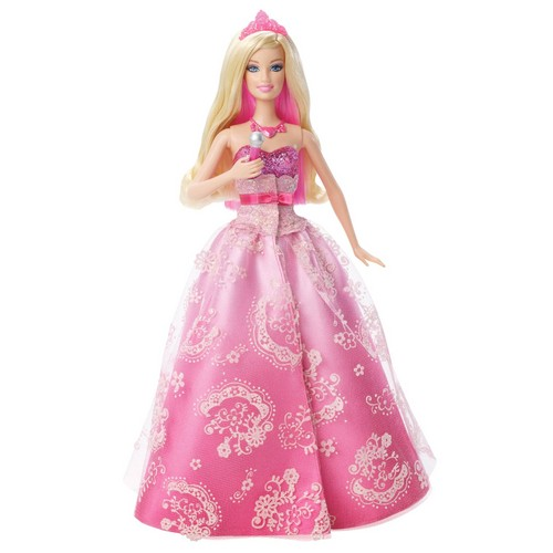 Barbie the Princess and the popstar wallpaper called Tori doll