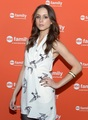 Troian at West Coast Upfronts - ABC Family (May 1st, 2012)