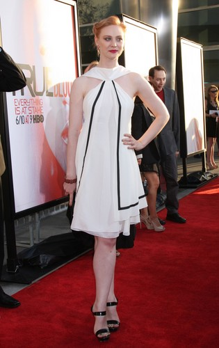 Deborah Ann Woll 壁紙 entitled True Blood 5th Season Premiere
