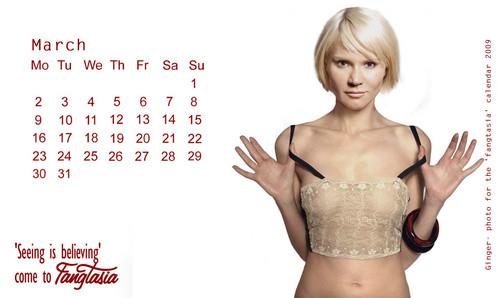 True blood calendars