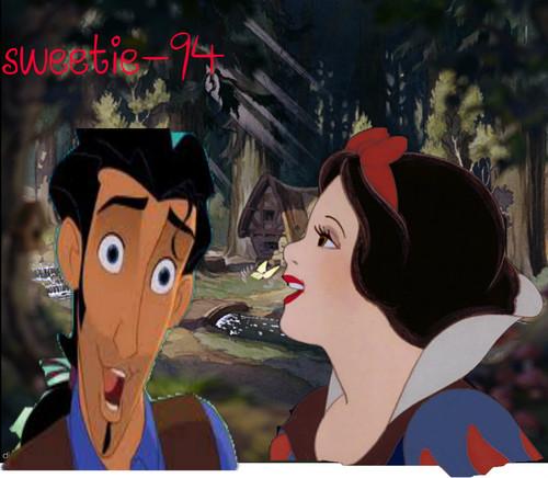 Tulio & Snow White