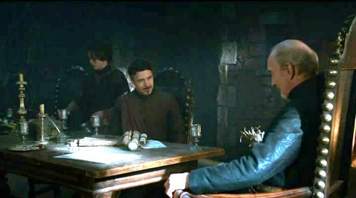Tywin and Petyr