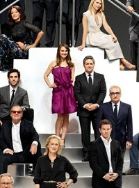 Vanity Fair for 100th anniversary of Paramount Pictures